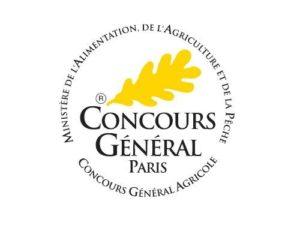 médaille concours général agricole de Paris