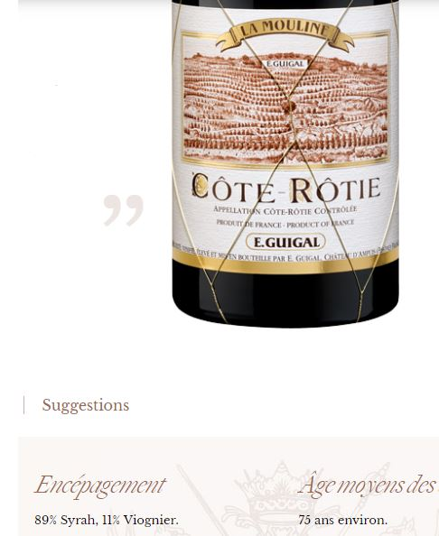 Appellation Côte-Rôtie