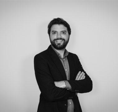 Portrait d'Alexandre Sallé de l'agence Effektiv