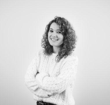 Portrait d'Amélie Issautier de l'agence Effektiv