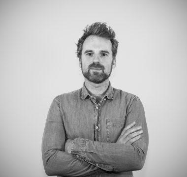 Portrait de Nicolas Grapin de l'agence Effektiv