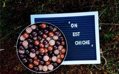 Des pois chiches grillés au chocolat à l'apéritif, Chiche ou pas Chiche ?