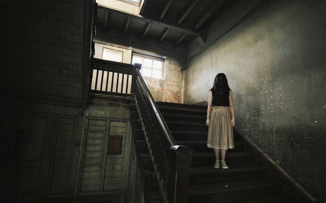 La fillette terrifiante de Dark Experience