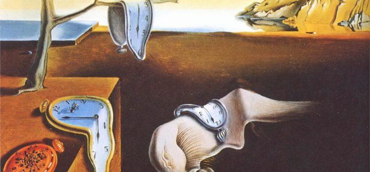 La persistance de la mémoire de Dali dans son oeuvre les montres molles
