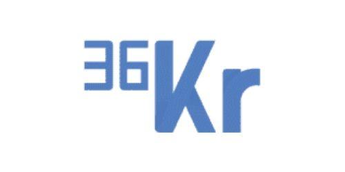 Logo 36kr