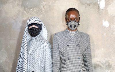 Le masque sur-mesure, entre mode et histoire