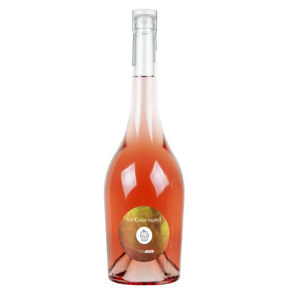 rosé le Gourmand Edovino