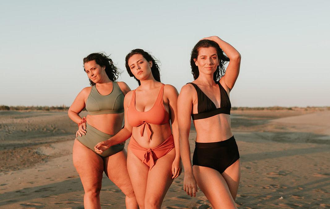 3 filles en maline bodywear