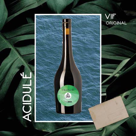 vin rouge l'Aventurier Edovino cover