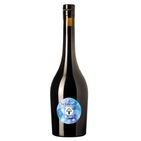 vin rouge le Généreux Edovino