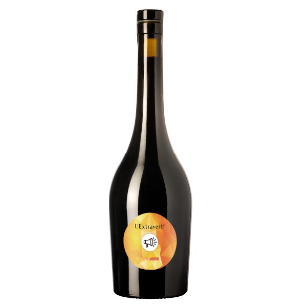 vin rouge l'Extraverti Edovino
