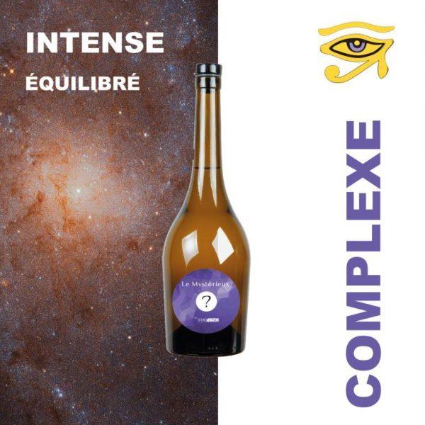 Vin Blanc Edovino Le Mystérieux cover